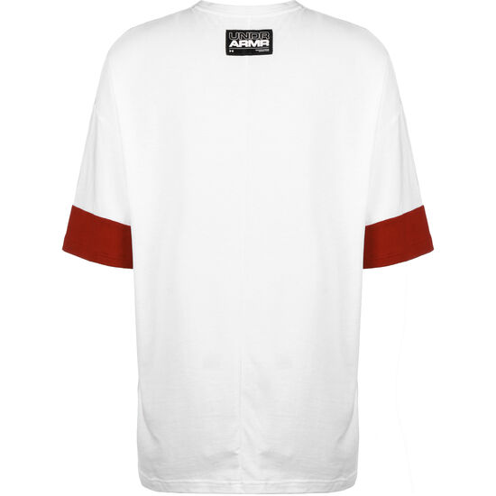 Moments Basketballshirt Herren, weiß / rot, zoom bei OUTFITTER Online