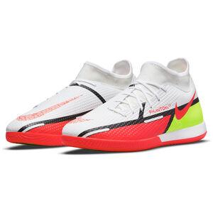 Phantom GT2 Academy DF Indoor Fußballschuh Herren, weiß / rot, zoom bei OUTFITTER Online