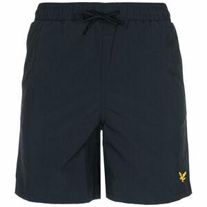Plain Swim Shorts Herren, dunkelblau, zoom bei OUTFITTER Online