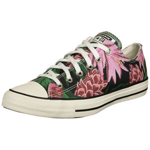 Chuck Taylor All Star OX Sneaker, schwarz / rosa, zoom bei OUTFITTER Online
