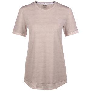 Studio Mixed Lace Trainingsshirt Damen, altrosa, zoom bei OUTFITTER Online
