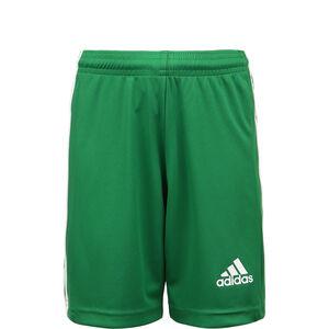 Squadra 21 Fußballshorts Kinder, grün / weiß, zoom bei OUTFITTER Online
