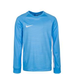 Dry Tiempo Premier Fußballtrikot Kinder, hellblau / weiß, zoom bei OUTFITTER Online