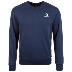 Star Chevron Embossed Crew Sweatshirt Herren, dunkelblau, zoom bei OUTFITTER Online