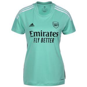 FC Arsenal Trainingsshirt Damen, mint / schwarz, zoom bei OUTFITTER Online