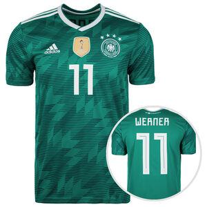 DFB Trikot Away Werner WM 2018 Herren, Grün, zoom bei OUTFITTER Online