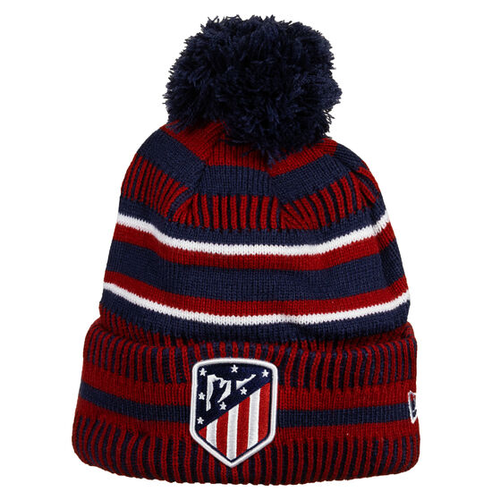 Atletico Madrid Jake Cuff Knit Bobble Beanie, , zoom bei OUTFITTER Online