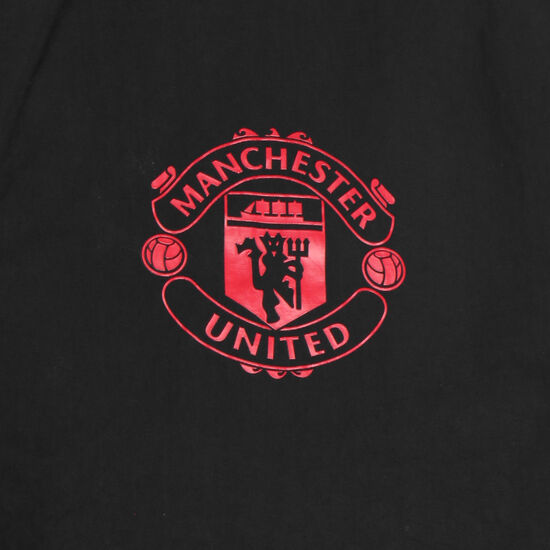 Manchester United Seasonal Special Fleecejacke Herren, schwarz / rot, zoom bei OUTFITTER Online