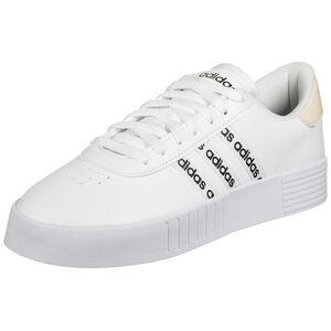Court Bold Sneaker Damen, weiß, zoom bei OUTFITTER Online