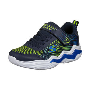 Erupters IV Sneaker Kinder, dunkelblau / neongelb, zoom bei OUTFITTER Online