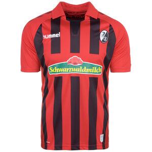 SC Freiburg Trikot Home 2019/2020 Herren, rot / schwarz, zoom bei OUTFITTER Online