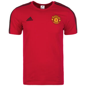Manchester United 3S T-Shirt Herren, Rot, zoom bei OUTFITTER Online