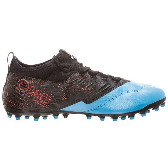 ONE 19.3 MG Fußballschuh Herren, blau / schwarz, zoom bei OUTFITTER Online