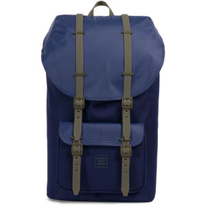 Little America Aspect Rucksack, blau / oliv, zoom bei OUTFITTER Online