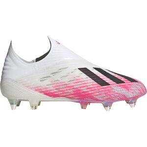 X 19+ SG Fußballschuh Herren, weiß / pink, zoom bei OUTFITTER Online