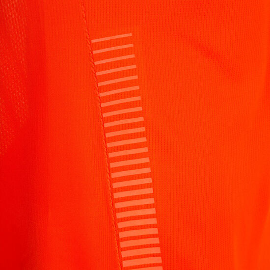 Parley 25/7 Rise Up N Laufshirt Herren, orange, zoom bei OUTFITTER Online