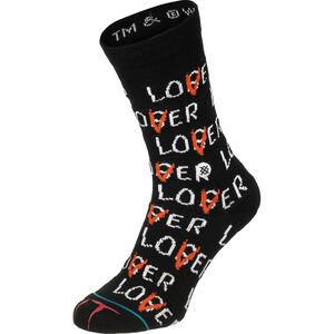 Lover Loser Socken Herren, schwarz / weiß, zoom bei OUTFITTER Online