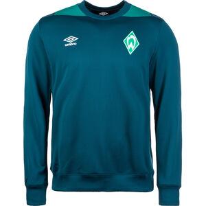 SV Werder Bremen Sweatshirt Herren, Grün, zoom bei OUTFITTER Online