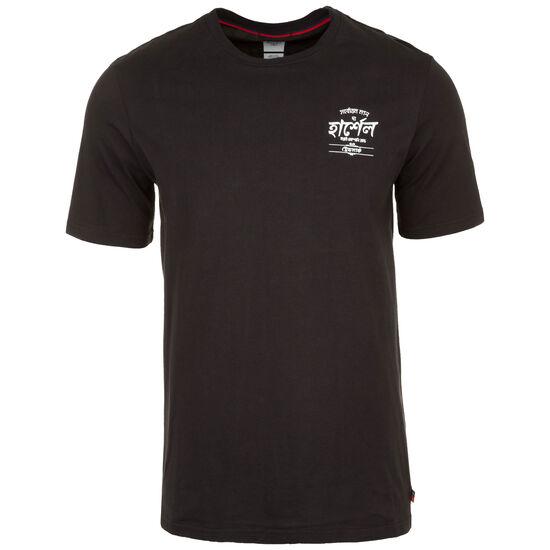 Tee T-Shirt Herren, schwarz, zoom bei OUTFITTER Online