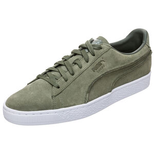 Suede Classic Exposed Seams Sneaker, Grün, zoom bei OUTFITTER Online