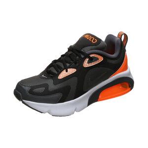 Air Max 200 Winter Sneaker Kinder, dunkelgrau / schwarz, zoom bei OUTFITTER Online