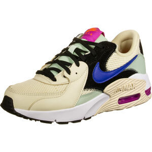 Air Max Excee Sneaker Damen, blau / mintgrün, zoom bei OUTFITTER Online