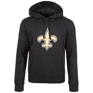 NFL New Orleans Saints Logo Kapuzenpullover Herren, Schwarz, zoom bei OUTFITTER Online