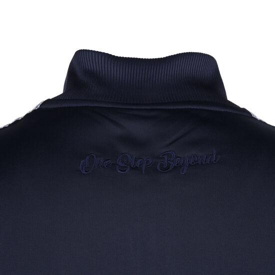 X Sapeur - One Step Beyond Quarter Zip Sweatshirt Herren, dunkelblau / weiß, zoom bei OUTFITTER Online