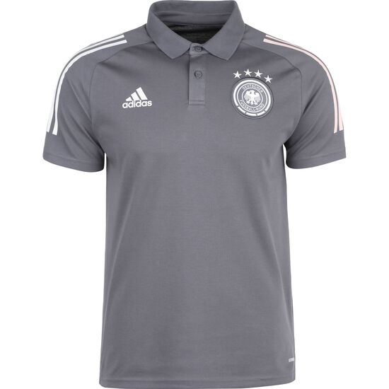 DFB Poloshirt EM 2020 Herren, grau, zoom bei OUTFITTER Online