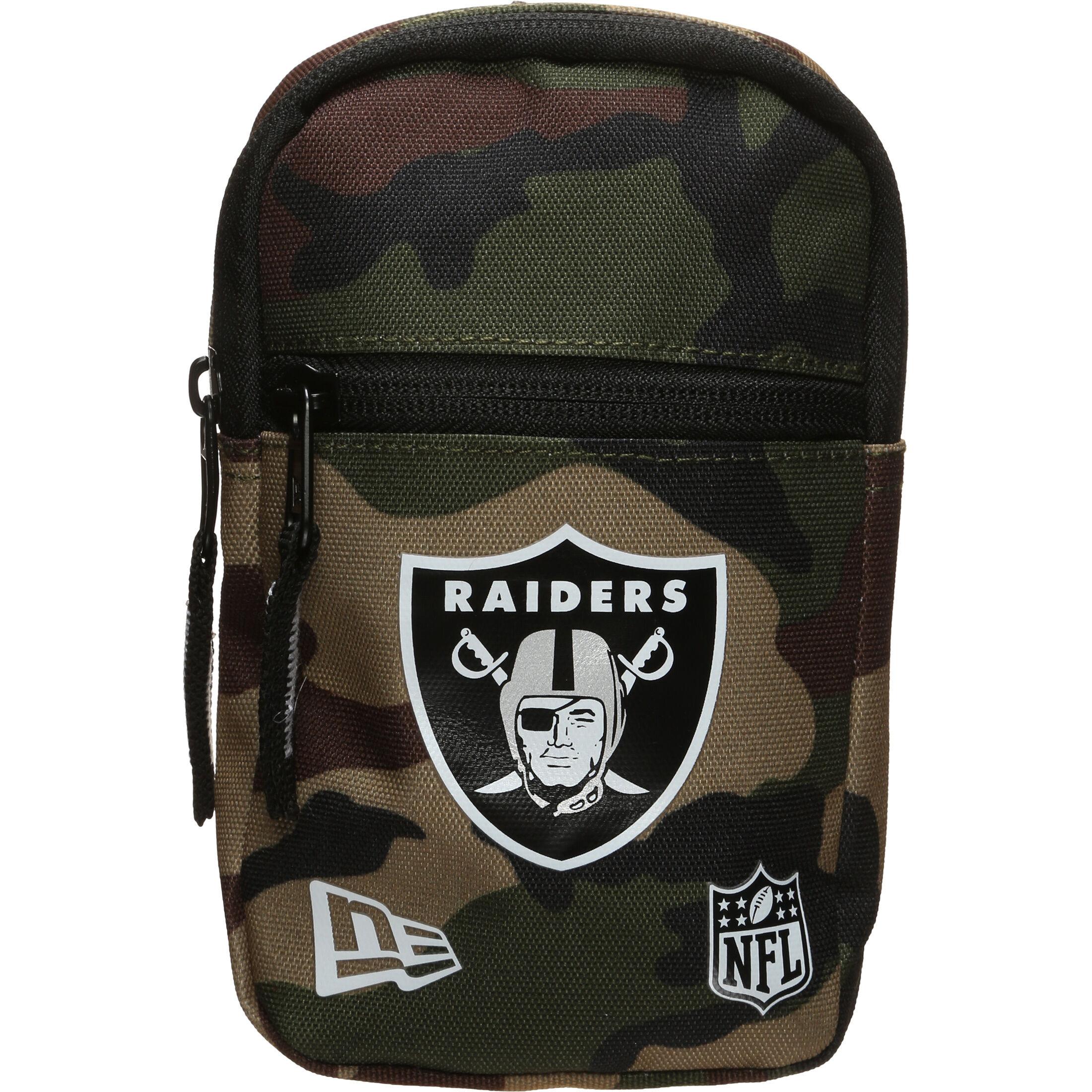 New Era NFL Oakland Raiders Light Gürteltasche NEU