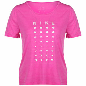 Icon Clash Better Laufshirt Damen, pink / rosa, zoom bei OUTFITTER Online