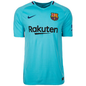 FC Barcelona Trikot Away Stadium 2017/2018 Herren, Blau, zoom bei OUTFITTER Online