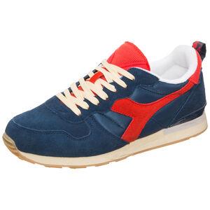 Camaro Used Sneaker, blau / rot, zoom bei OUTFITTER Online