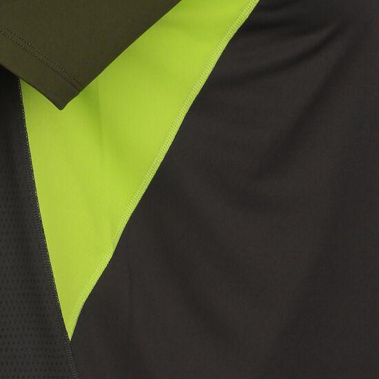 Race Laufshirt Herren, grau / graugrün, zoom bei OUTFITTER Online