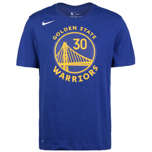 NBA Golden State Warriors Stephen Curry Dry T-Shirt Herren, blau / gelb, zoom bei OUTFITTER Online