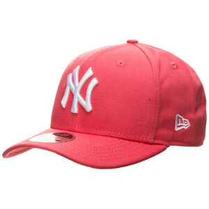9FIFTY MLB Curved New York Yankees Cap, Rot, zoom bei OUTFITTER Online
