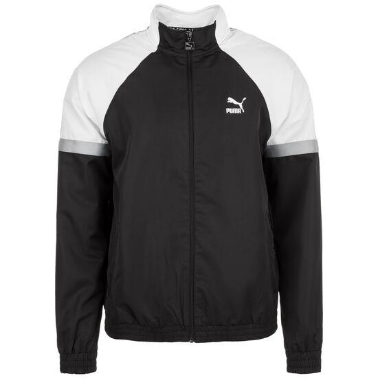 XTG Woven Jacke Herren, schwarz / weiß, zoom bei OUTFITTER Online