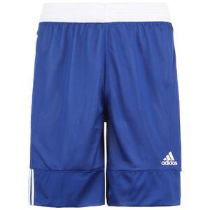 3G Speed Reversible Basketballshort Herren, blau / weiß, zoom bei OUTFITTER Online