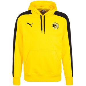 Borussia Dortmund T7 Kapuzenpullover Herren, Gelb, zoom bei OUTFITTER Online