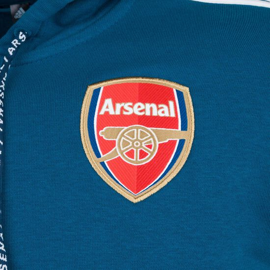 FC Arsenal Kapuzenjacke Herren, dunkelblau, zoom bei OUTFITTER Online