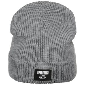 Ribbed Classic Beanie, grau, zoom bei OUTFITTER Online
