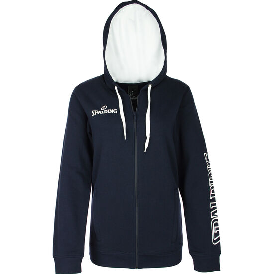 Team II 4Her Trainingsjacke Damen, dunkelblau / weiß, zoom bei OUTFITTER Online