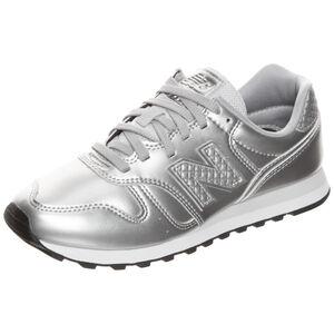WL373-B Sneaker Damen, silber / weiß, zoom bei OUTFITTER Online