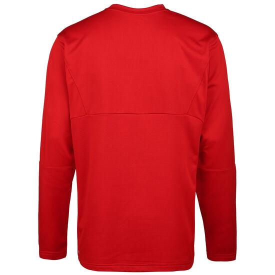 LIGA Trainingssweat Herren, rot / weiß, zoom bei OUTFITTER Online