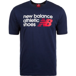 Essentials Normal T-Shirt Herren, dunkelblau, zoom bei OUTFITTER Online