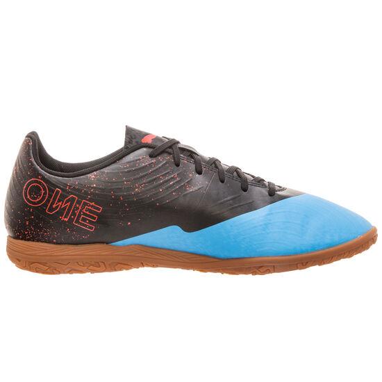 ONE 19.4 IT Fußballschuh Herren, blau / schwarz, zoom bei OUTFITTER Online