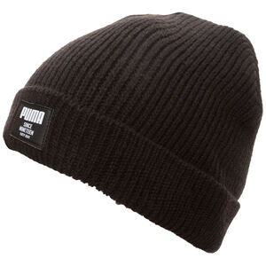 Ribbed Classic Beanie, schwarz, zoom bei OUTFITTER Online