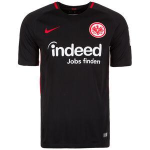 Eintracht Frankfurt Trikot Away Stadium 2017/2018 Herren, Schwarz, zoom bei OUTFITTER Online