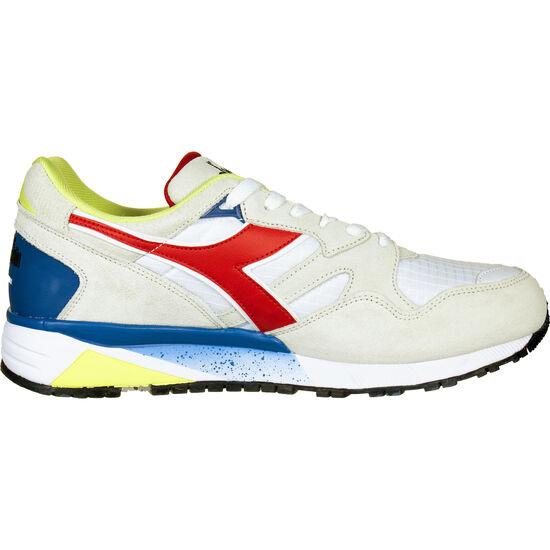N9002 Sneaker Herren, weiß / dunkelrot, zoom bei OUTFITTER Online