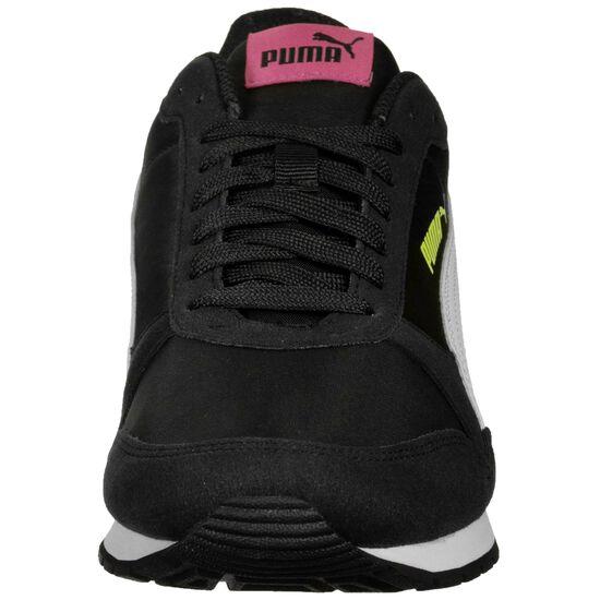 ST Runner v2 Sneaker Damen, schwarz / weiß, zoom bei OUTFITTER Online